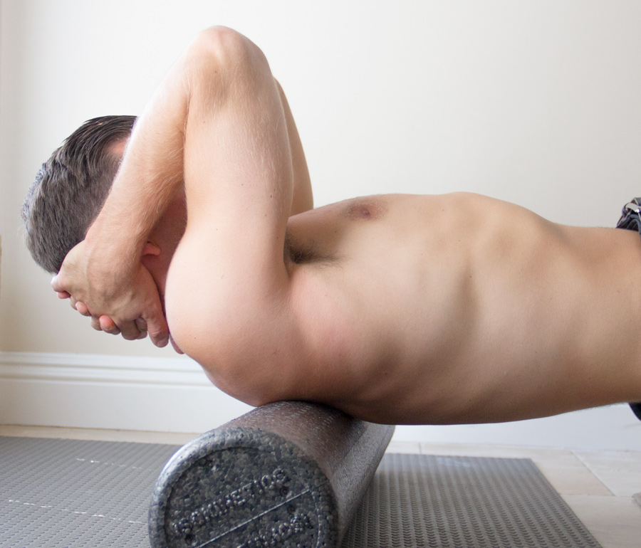 how to use a foam roller - longevity chiropractic - lake forest,ca